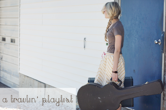 traveling playlist.