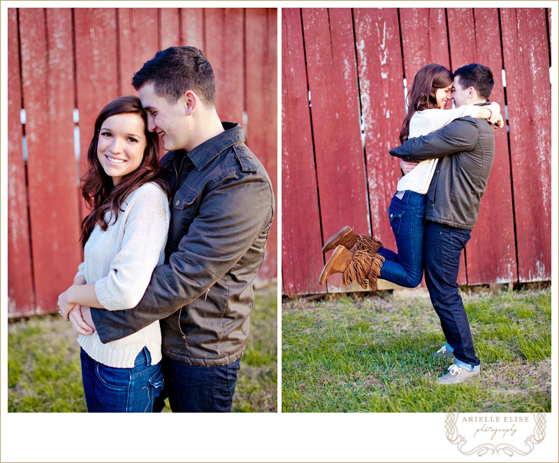 adam + kelsey- northern kentucky engagement photographer