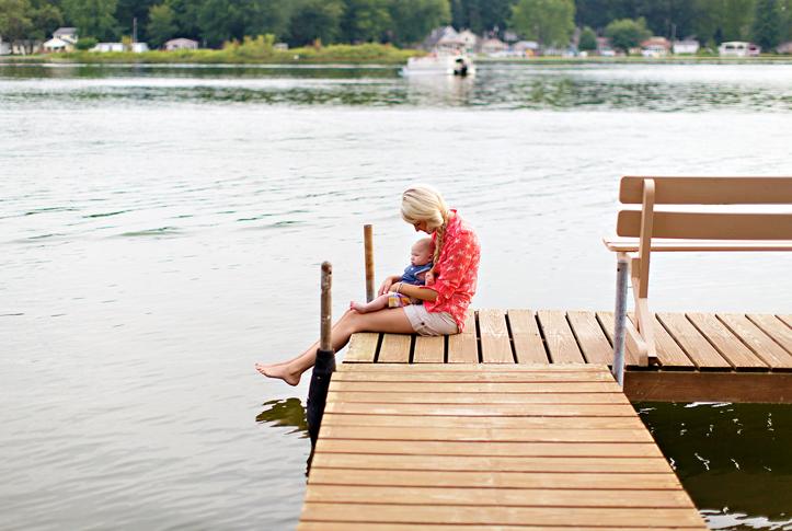 scenes of summer.