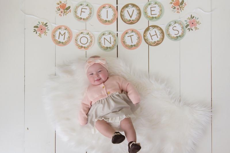 reagan: five months!