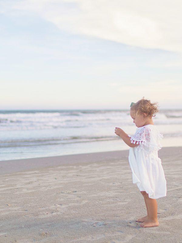 charleston + beach family photos.
